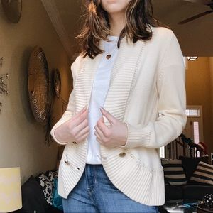 Ralph Lauren Open Cardigan